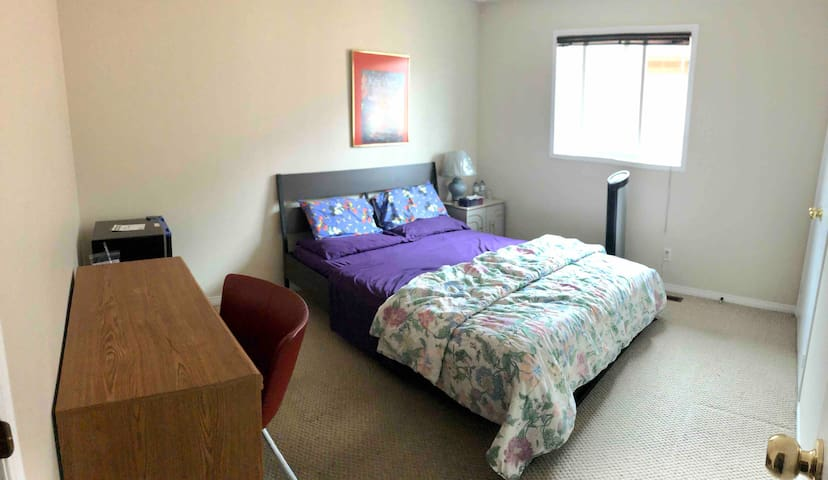 Comfy Private Bedroom Downtown SQ1 Mississauga