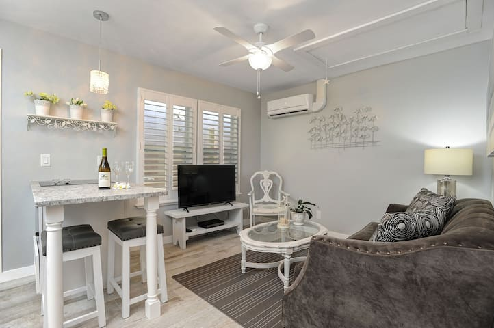 Small Space Living! NEW 1BR Cottage. A+ Location!!