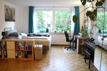 Gemütliche 1-Zimmer Wohnung in Grindelviertel