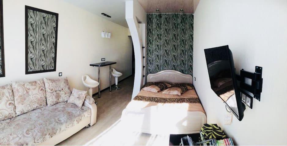 Квартира студия люкс на Пионерской 96
