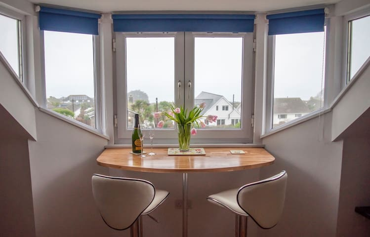 Amazing sea view attic room - St Ives - Loft