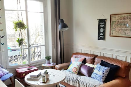 Charming appartment 15 min from Paris - Saint-Maurice