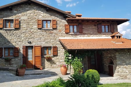 Sala Vecchia-Lovely Holiday House Badia Prataglia