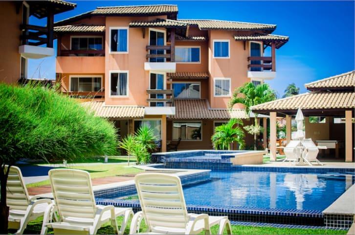 Apartamento duplex na Ilha de Itaparica - BA
