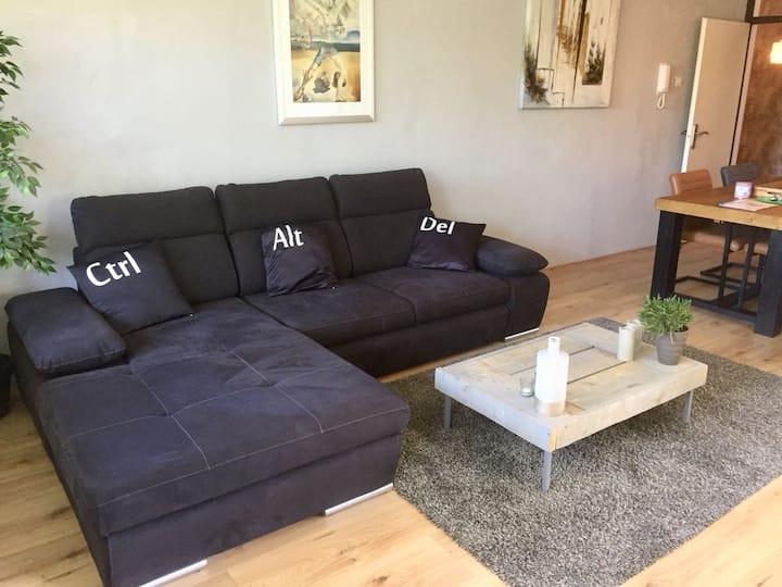 Nieuwegein,  eigen appartement  nabij Utrecht