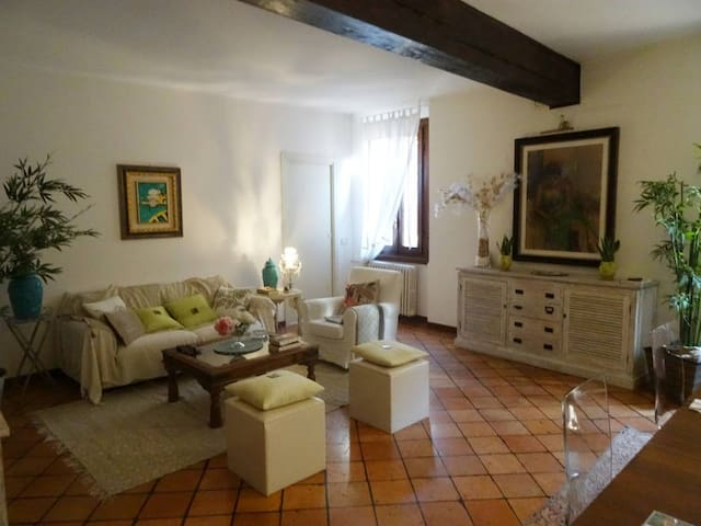 Quiet Beauty for 5 in the Heart of Mantova