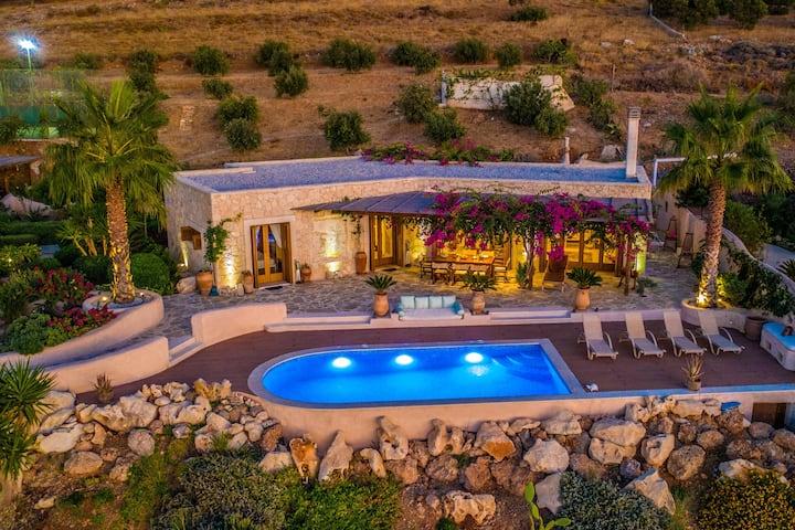 East Crete Villa Mirabello