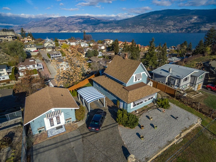 Summerland Guesthouse Retreat | Lakeviews