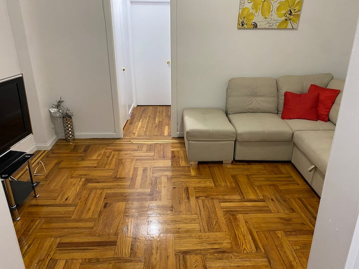 Clean one bedroom Apartment in Washington Heights