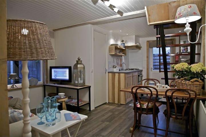 Odemarus, twee persoons-appartement te Ootmarsum - Ootmarsum - Flat