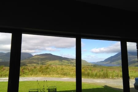 The Selkie Lodge - Connemara