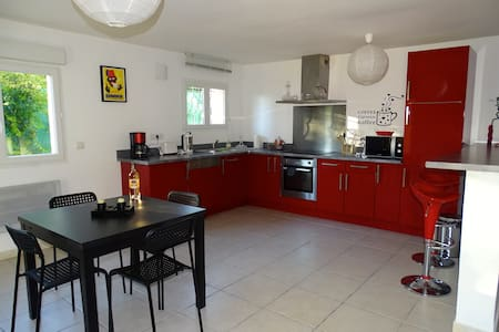 Grand appartement dans la colline de saint Maximin - Saint-Maximin-la-Sainte-Baume - House