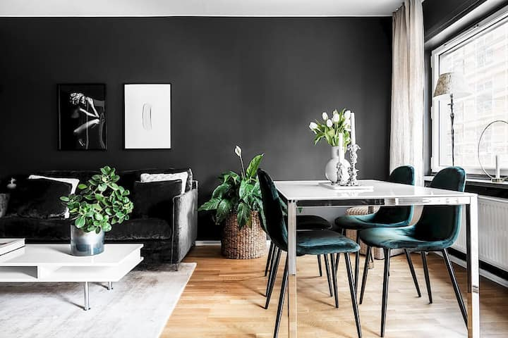 Modern Apartment in the City Center of Stockholm