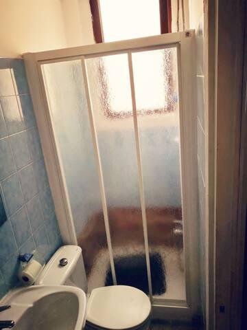 Su baño privado