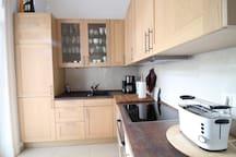 Helle & moderne Einbauküche/ Modern & light fitted  kitchen