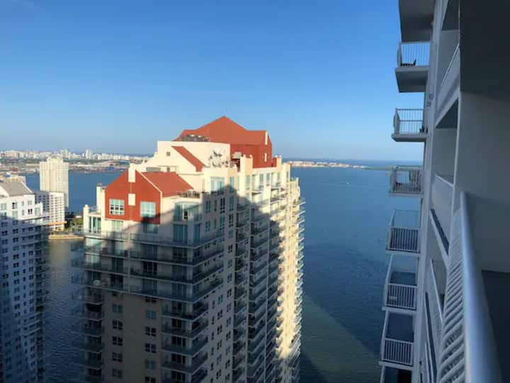Amazing Penthouse in Brickell w Pool/ Free Parking