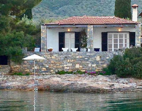 Happiness is a cottage by the sea