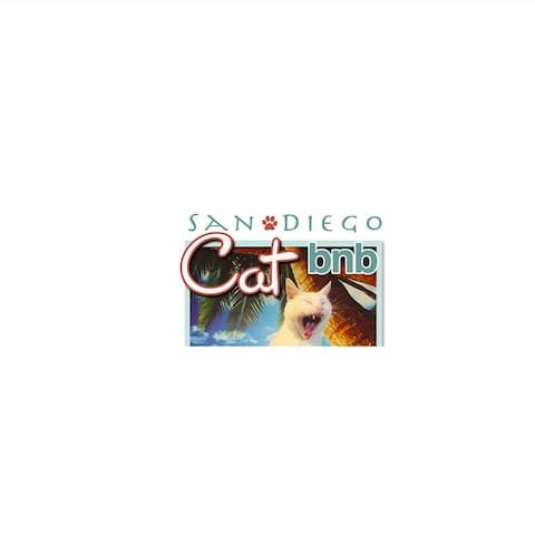 San Diego CAT bnb CATS ONLY Cage free Cat-Boarding
