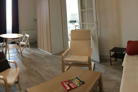 Appartement 1 pièce à La Distillerie