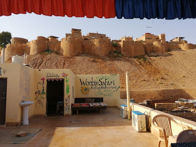 Wonbin Safari Hostel - Group Stay in Jaisalmer