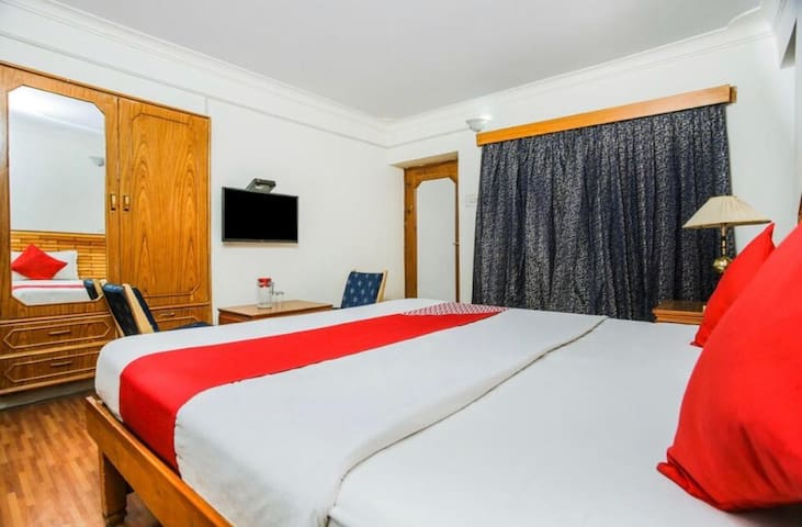Abu Palace Leh Old Shenam Road Deluxe Room