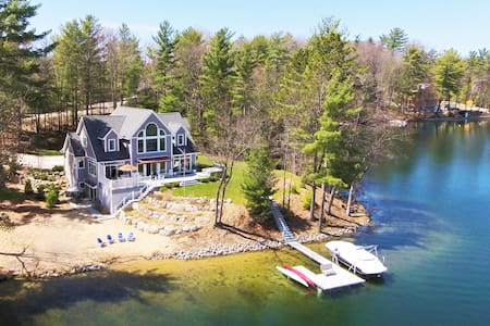 Exceptional waterfront retreat ~ includes Kayaks!