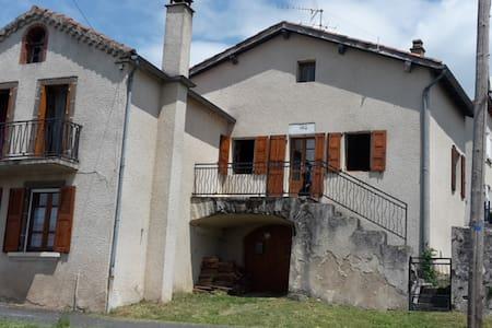 Maison de Montagne Haute loire  pied de la Durande - Langeac - House