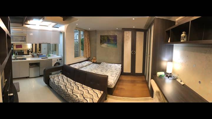 A-Luxury One-C best location東區豪華套房C