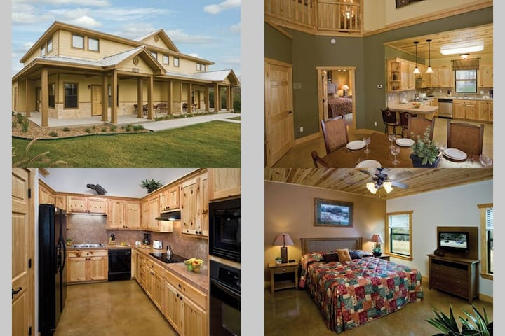 New Braunfels 2 Bedroom Deluxe Condo Resort