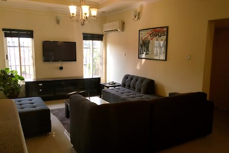 2 Br Luxury Apartment in Shonibare Estate, Ikeja