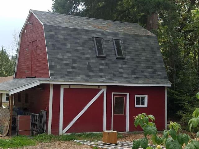 Cozy Barn Loft