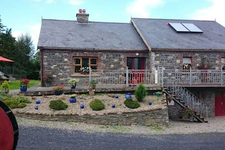 The Stone House by the river - Kildysart - Casa