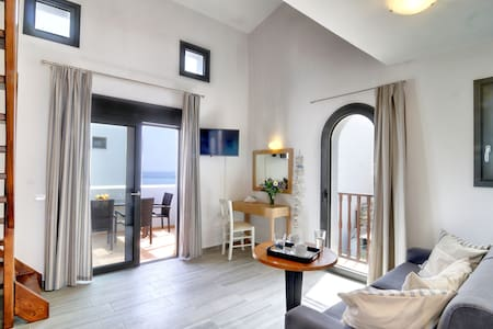 Myrtos Mare Suites - Family Maisonette - Neos Mirtos - Apartment