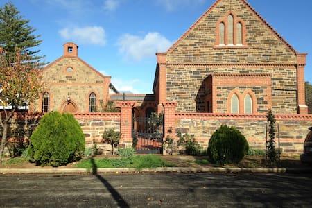 Little Glory Church Circa 1885 - West Hindmarsh - Guesthouse