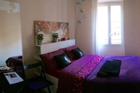 5 min from CASINO, room in MONACO - Beausoleil
