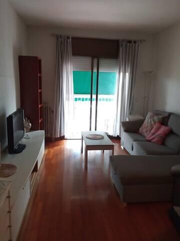 Habitación privada en piso acogedor