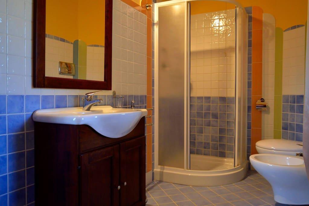 un bagno privato