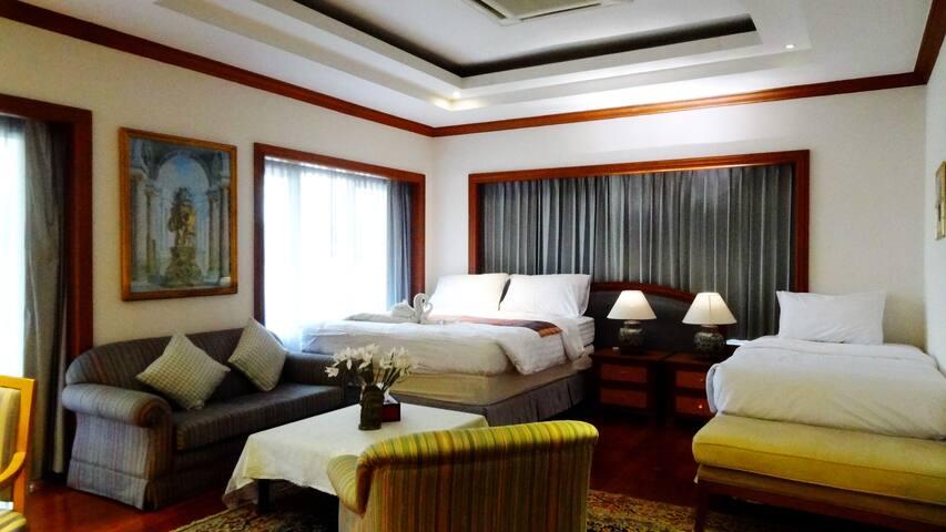 AsiasBoutiqueClub/The Homestays R2 - Amphur Muang, - 家庭式旅館