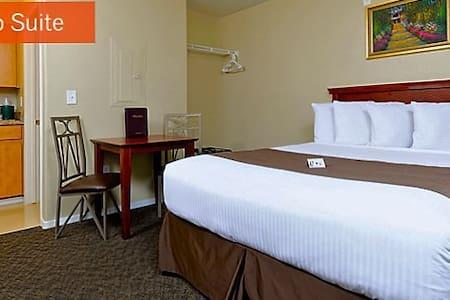Siegel Suites Select Casa Grande - Casa Grande - Lakás