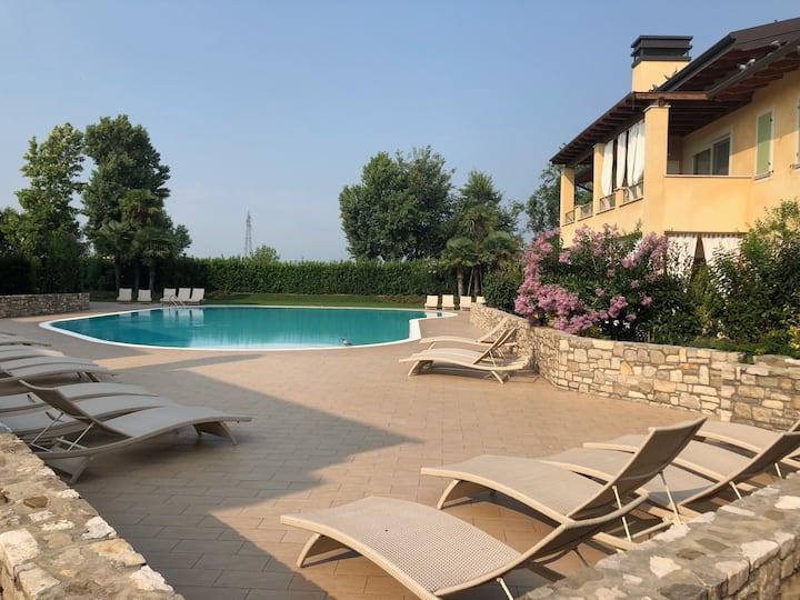 Garda Lake - Le  Corti Caterina Garden