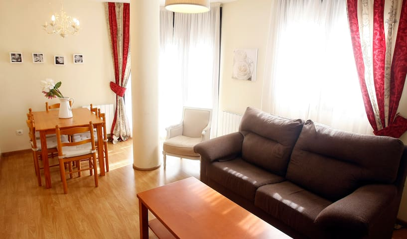 Apartamento Familiar: capacidad hasta 6 personas - Ezcaray - Flat