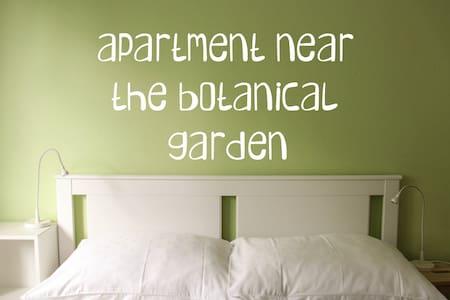 Byt pri Botanickej záhrade- zero waste living!