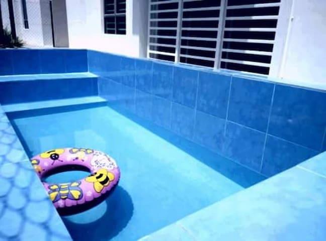Aryssa D'Villa/SemiD/Kids Pool - Alor Gajah - Casa