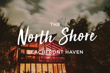 North Shore Beachfront Haven - Kahuku
