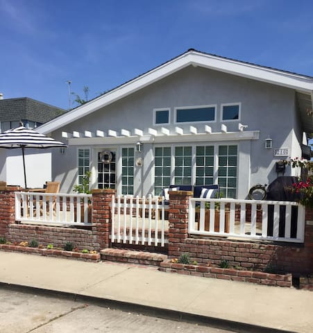 Balboa Island Cottage - Newport Beach - Talo