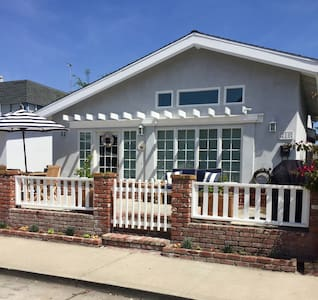 Balboa Island Cottage - Newport Beach - Hus