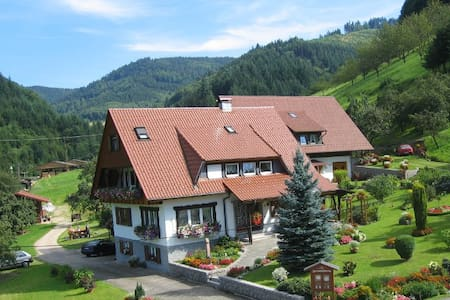 black forest as it´s best - Leilighet
