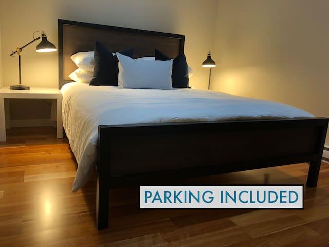 Unit 304: 2 Bedroom Loft close to Downtown Halifax