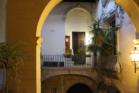 Mansarda Barocca - Lecce - Huoneisto