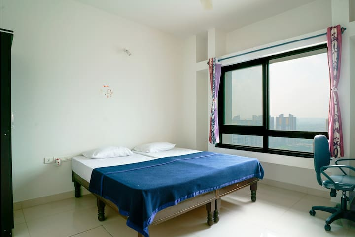 Stay in 2 bhk in Hinjewadi